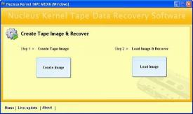 Download Nucleus Tape Recovery Software