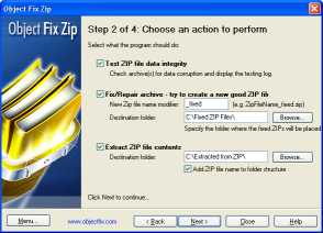 Download Object FIX ZIP