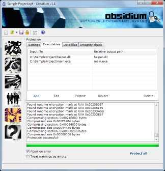 Download Obsidium Software Protection System