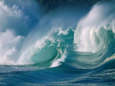 Download Ocean Waves Free Screensaver
