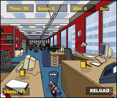 Download Office Paintball