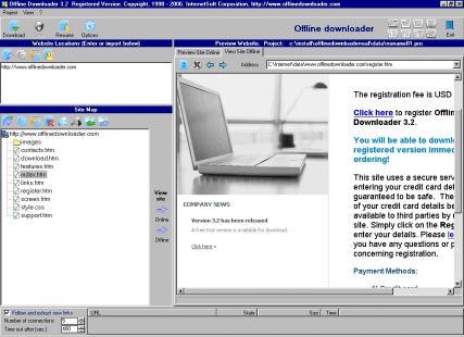 Download Offline Downloader