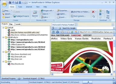 Download Offline Explorer