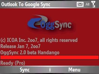 Download OggSync Freeware
