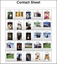 Download Online Contact Sheet Creator
