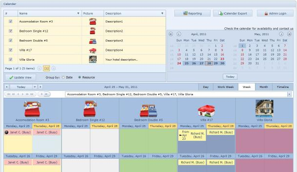Download Online Hotel Booking System