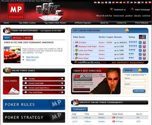 Download online poker