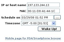 Download Online Wake-On-LAN