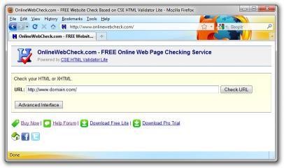 Download OnlineWebCheck.com