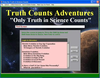 Download Only Truth in Science Counts