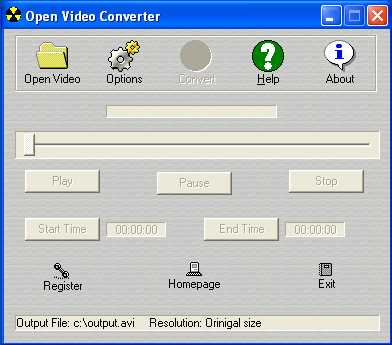 Download Open Video Converter