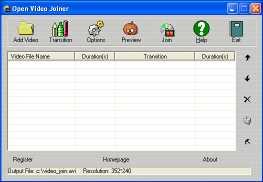 Download Open Video Joiner