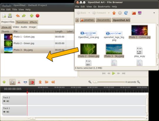 Openshot Video Editor For Ubuntu 32 Bit Standaloneinstaller Com