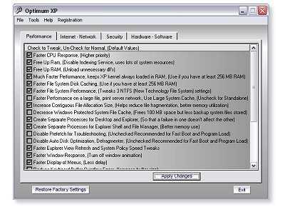Optimum XP