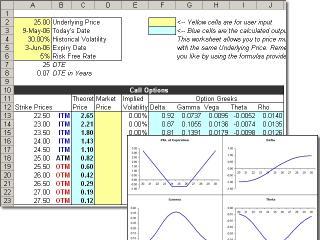 Download Option Trading Workbook