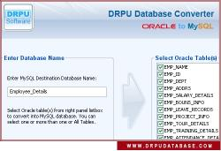 Download Oracle to MySQL