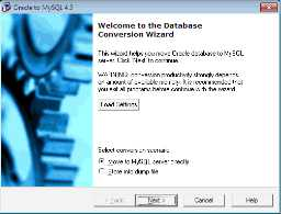 Download Oracle-to-MySQL