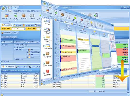 Download OrgFinances for Workgroup