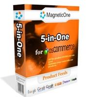 Download osCommerce 5-in-One Product Feeds