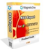 Download osCommerce RSS Export