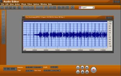 Download OSS Audio Editor