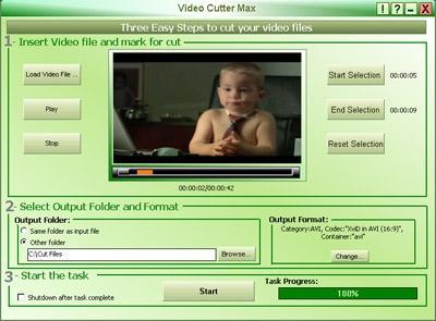 Download OSS Video Cutter MAX