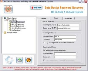 Download Outlook Express Password Recovery