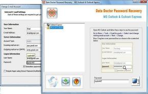 Download Outlook Express Password Revealer