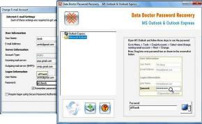 Download Outlook Express Passwords Recovery