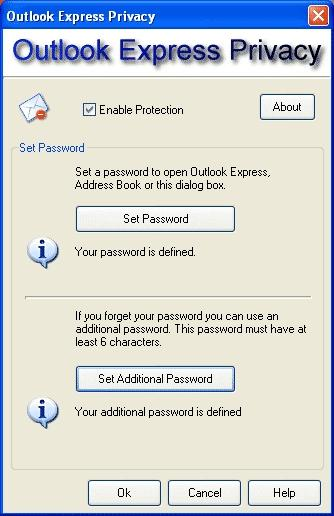 Download Outlook Express Privacy