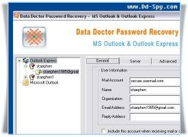 Download Outlook Login Identity Recovery Tool
