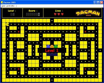Download Pacman 2005