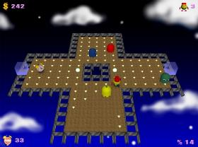 Download PacMan Adventures 3D