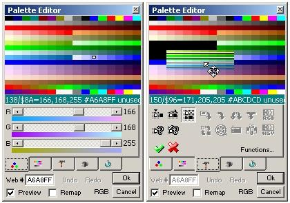 Download Palette Editor Plugin for Pro Motion