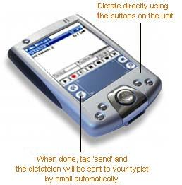 Download Palm Dictate Dictation Recorder