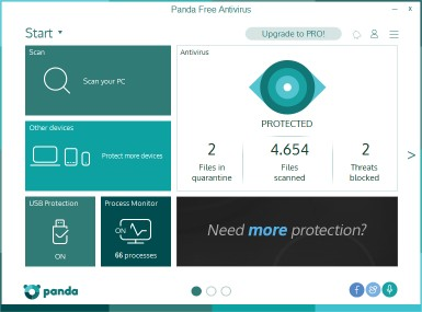 Download Panda Antivirus Free