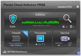 Download Panda Cloud Antivirus