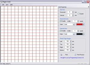 Download Paper Grid