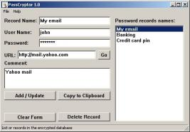Download PassCryptor