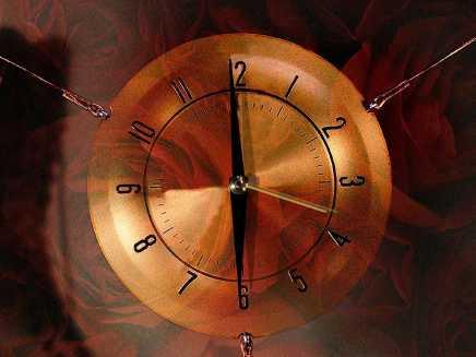 Passion Clock ScreenSaver