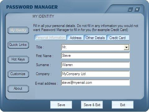 Download Password Manager