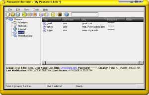 Download Password Sentinel