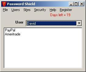 Download Password Shield