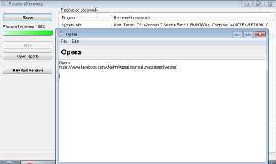 PasswordRecovery