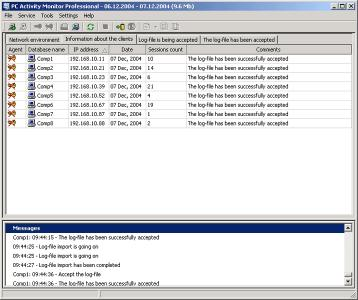 Download PC Activity Monitor Professional
