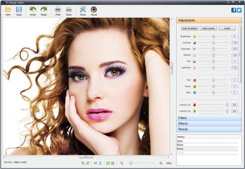 Download PC Image Editor