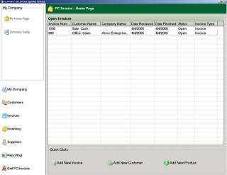 Download PC Invoice Pro Edition