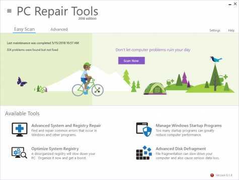 PC Repair Tools