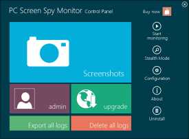 Download PC Screen Spy Monitor