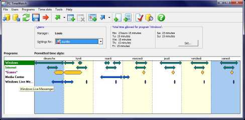 Download PC TimeWatch